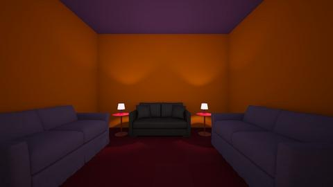color room - Living room  - by Miles Hoover