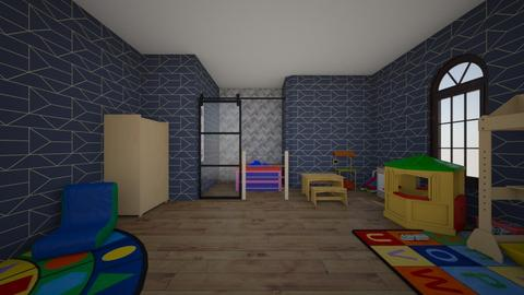 Teaching Toddlers - Kids room  - by breonna5714