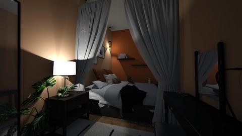 Bedroom - Bedroom  - by NinaBossicart