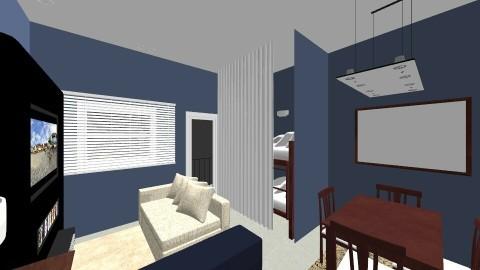 condo 3_1 - Dining room - by edjsueno