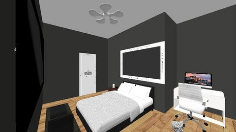 Abdul lateefs Room - Kids room  - by Iyiola Ideas
