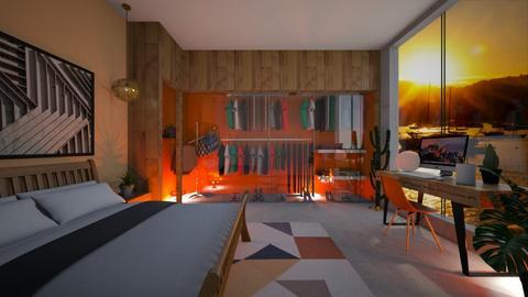 2905 - Bedroom - by diegobbf