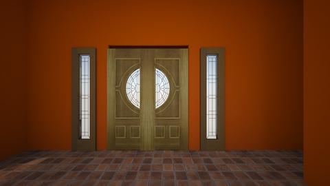 entryway - by bllueeyedpaula