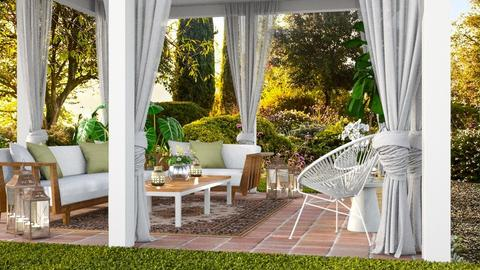 Garden Getaway - Garden  - by GraceKathryn
