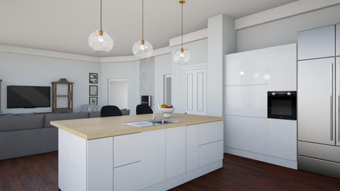 modern home - Modern - Living room - by nuray kalkan