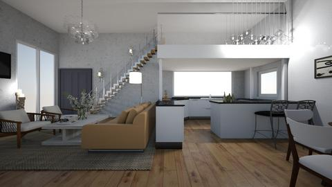 open plan - by shistyle