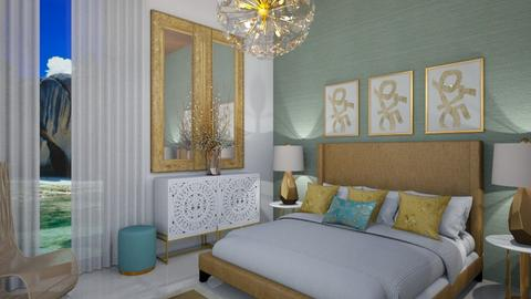 Bedroom Wallpaper 2 - by Fofinha