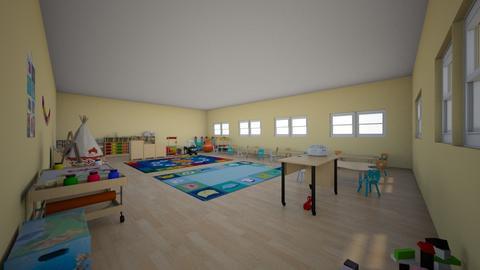 Przedszkole - Kids room - by suodkogorzka