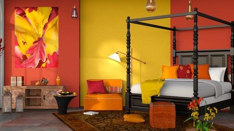 M_ GOK_ Autumn - Bedroom - by milyca8