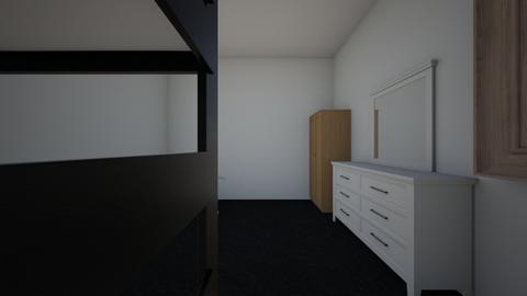 nouha roum - Bedroom - by nounou2007
