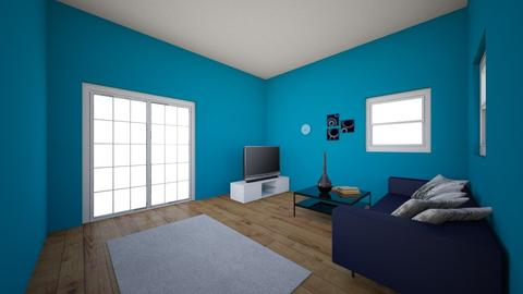 haus2 - Glamour - Living room  - by vitalencur