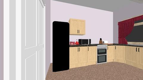 my kitchen - Kitchen - by hannamarieexox