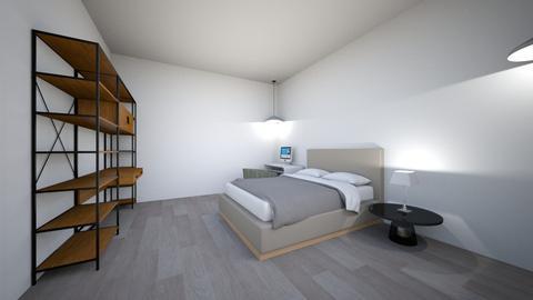 kamar desain - Bedroom  - by fathi althaf alkiram