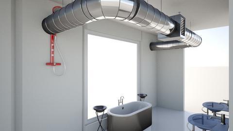 modern bathroom - Bathroom  - by Tavorojas