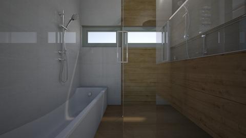timrat moshe12 - Bathroom  - by hagitJacobi