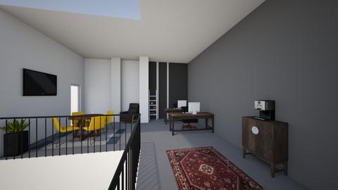 Felix Office 4 - Modern - Office  - by taylorrodriguezak