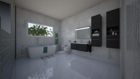 kndscpe - Bathroom  - by lourdesnovillolv