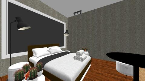 Ania - Living room - by marysiawiszniowska