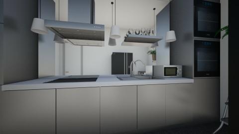 house - Modern - Kitchen - by CrazyGoat9