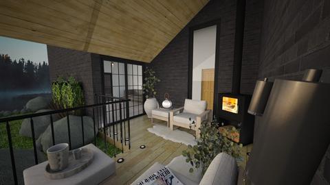 patio - by Yomona