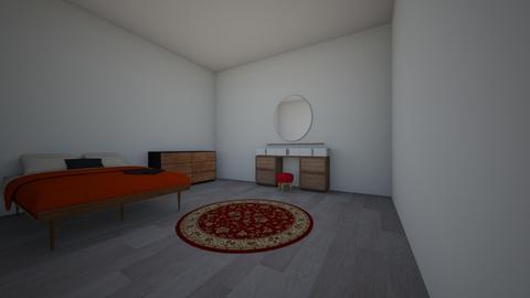 Pomegranate  - Bedroom  - by belinyah