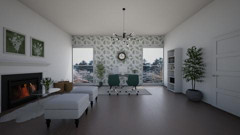 Home office - Modern - Office  - by ana pogorelec