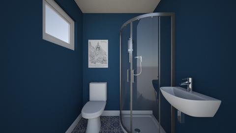 China - Bathroom  - by chrometoaster