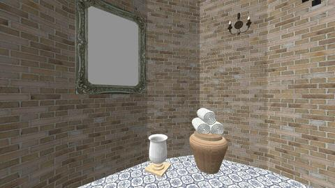 Turkish bathroom4 - Bathroom - by zainab alkaram