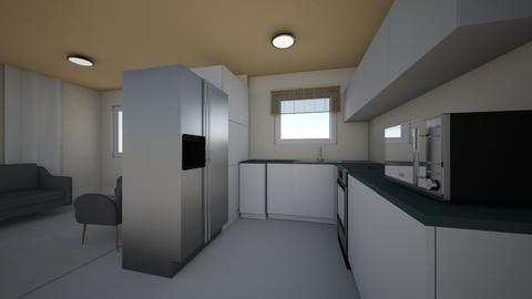 House Renovation Full - Minimal - Kitchen  - by jafta
