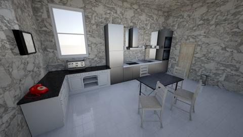 cocina - Kitchen - by ElizaRendon29