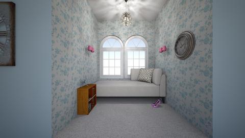 Cinderella Bedroom  - Bedroom  - by lgervase