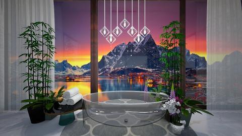 BATH A ICE - Bathroom  - by MRIDULA