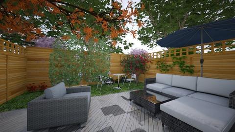 outdoor fun - Classic - Garden  - by rhyspodvoiskis101