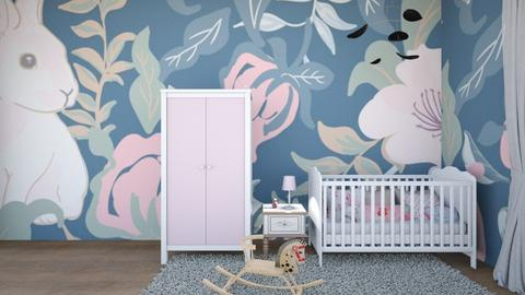 Baby Nursery - Vintage - Kids room  - by Agamanta