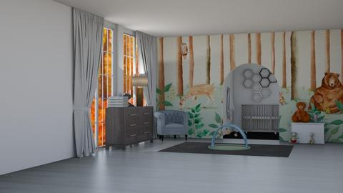surprise baby room - Kids room  - by AGB08