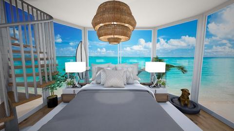 Bedroom  - Modern - Bedroom - by Homestyler2020