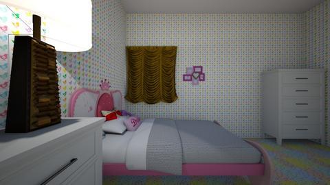 Dream Bedroom - Modern - Bedroom - by phamdung29