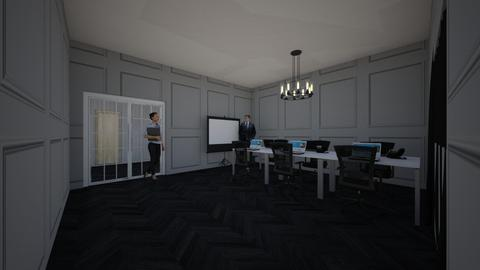 office  - by meldakra