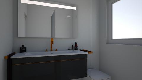 Bath 1 - Bathroom  - by initaa13