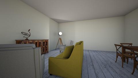 2 - Living room - by kris_kris