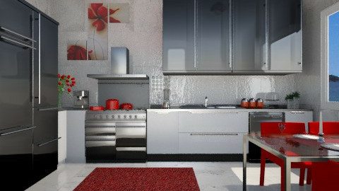 Masterchef - Kitchen  - by VeroDale