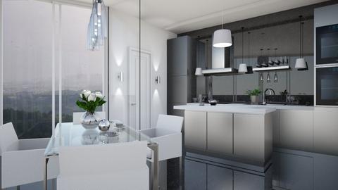 Kitchen - Modern - Kitchen  - by zom