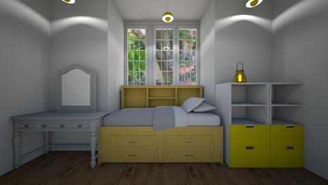 bedroom - Bedroom  - by blackpink_fan8150