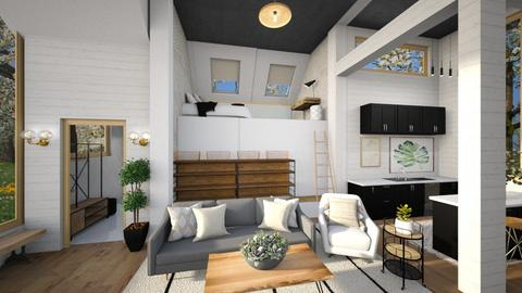 Tiny Home Contest - Modern - by LuluDesignStyle