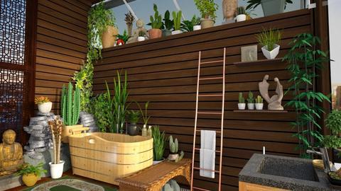 hanging garden plant room - Garden  - by mmehling