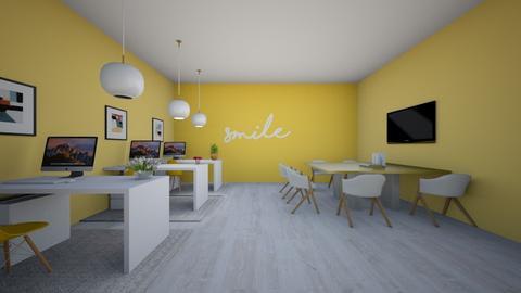Yellow  - by Designer 10