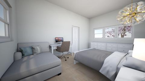 Cherry Mateo Bedroom - Bedroom  - by eeppsss