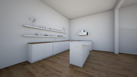Kitchen - Kitchen - by niasinterioralchemy