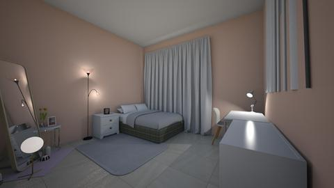 M - Minimal - Bedroom  - by thisisk