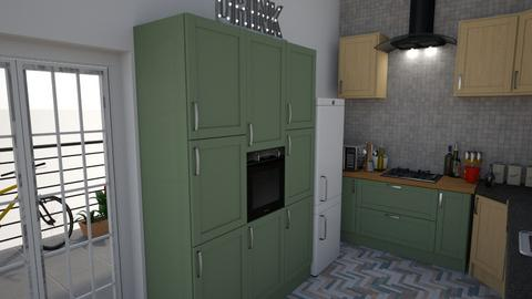 new - Kitchen - by Lisa Shipanov_600